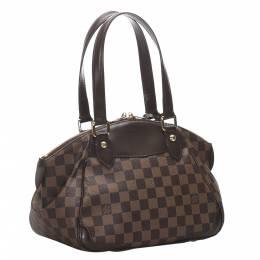 Louis Vuitton Damier Ebene Canvas Verona PM Bag 278007