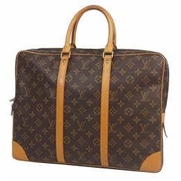Louis Vuitton Monogram Canvas Porte-Documents Voyage Bag 271970