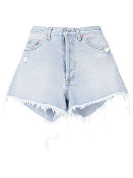 Off-White джинсовые шорты OWYC001R183860217101