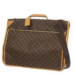 Louis Vuitton Monogram Canvas Portable Bandouliere Bag 281588