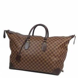 Louis Vuitton Damier Ebene Canvas Vaslav Bag 285144