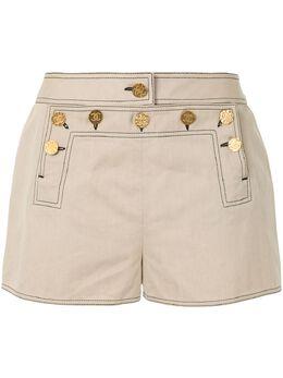 Chanel Pre-Owned шорты мини средней посадки 029513208V329P03208V0332995121512