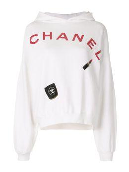 Chanel Pre-Owned худи Sport с логотипом 012643000