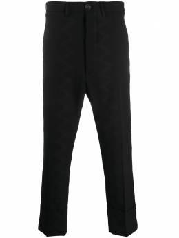 Vivienne Westwood укороченные брюки S25KA0625S52670