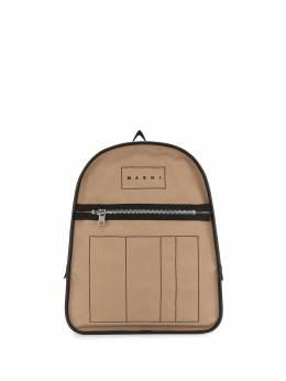 Marni рюкзак с логотипом ZAMQ0015Q0P2994