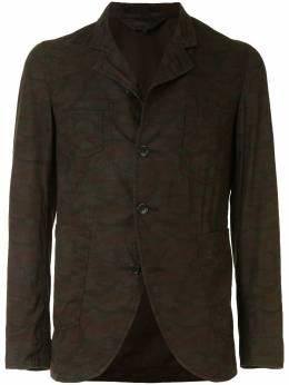 Comme Des Garcons Pre-Owned пиджак с камуфляжным узором PCJ067