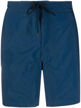 Etro плавки-шорты с кулиской 1B1041245