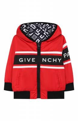 Двусторонняя куртка Givenchy H06037