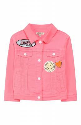 Джинсовая куртка Kenzo KQ41018