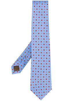 Church's фактурный галстук H01562