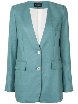 Ann Demeulemeester однобортный пиджак 20011010P178