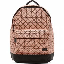 Bao Bao Issey Miyake Pink Daypack Backpack BB07AG031