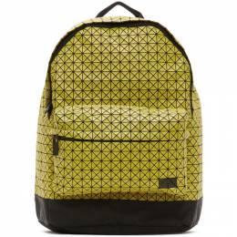 Bao Bao Issey Miyake Green Daypack Backpack BB07AG031