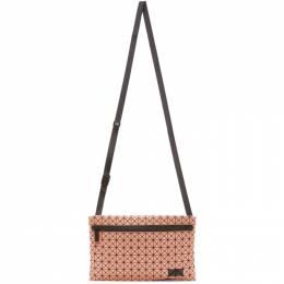 Bao Bao Issey Miyake Pink Kuro Sash Messenger Bag BB07AG171