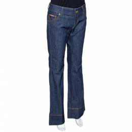 D&G Indigo Denim Flared Jeans M Dandg 295201