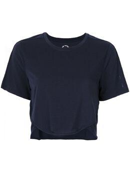 The Upside укороченная футболка USW319032