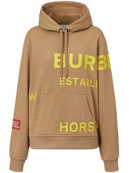 Burberry худи Horseferry с логотипом 8030804