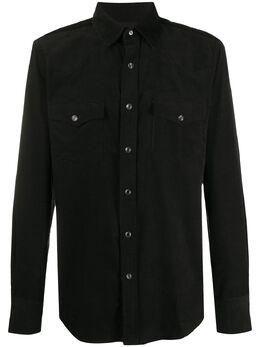 Tom Ford рубашка в стиле вестерн 94MEKI8FT877