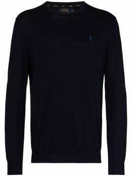Polo Ralph Lauren logo crewneck jumper 710684957001