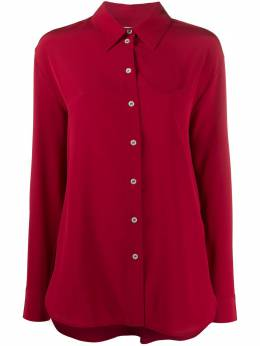 Ports 1961 рубашка свободного кроя PW220HLS18FSEU096