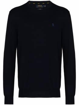 Polo Ralph Lauren logo embroidery crew jumper 710684957008