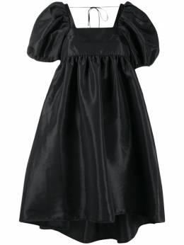 Cecilie Bahnsen расклешенное платье с пышными рукавами PF200001