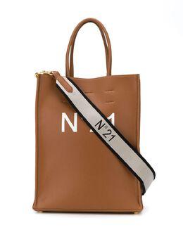 No. 21 сумка-шопер с логотипом 20EBP0103NP00
