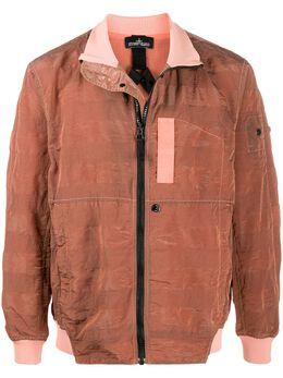 Stone Island легкая куртка на молнии 721940701
