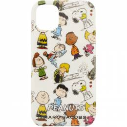 Marc Jacobs White Peanuts Edition iPhone 11 Case M0016591