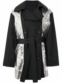 No. 21 zip-off panel trench coat 20EN2P0N0515073