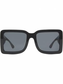 Burberry Eyewear солнцезащитные очки в квадратной оправе 4081125