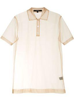 Vera Wang рубашка поло с короткими рукавами R220T116
