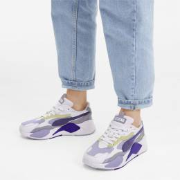 Puma - female - Кроссовки RS-X Mesh Pop Wn's – Puma White-Purple Corallites – 37 4062451802714