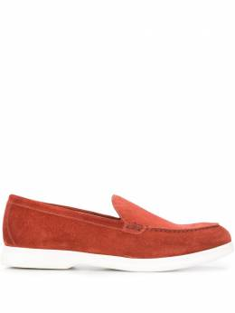 Doucal's Dasy round-toe loafers DD8400BRIGUF047IC35