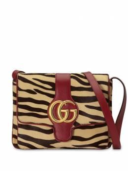 Gucci сумка на плечо Arli с тигровым принтом 5501261CZGG