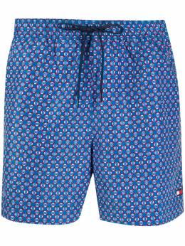 Tommy Hilfiger плавки-шорты с принтом UM0UM01739