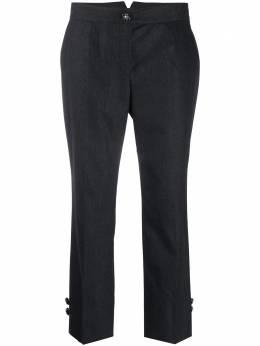 Dolce&Gabbana укороченные брюки строгого кроя FT49XTFUCC0
