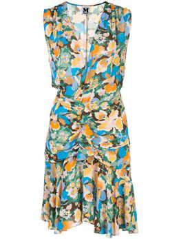 M Missoni платье с цветочным принтом 2DG003292W003J