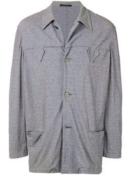 Yohji Yamamoto Pre-Owned куртка Summer Yoke YOKETOWN