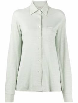 Holland&Holland рубашка с нагрудным карманом WTAI0207E992