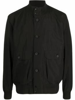 Z Zegna куртка на пуговицах с накладными карманами VU002ZZ089
