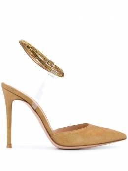 Gianvito Rossi туфли с заостренным носком G9511315RICCIP