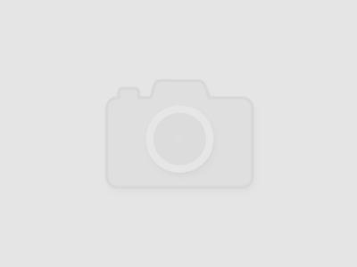 Balmain топ без рукавов с логотипом UH11170I398