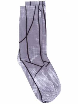A-Cold-Wall* Shard graphic patterned socks MSK005WHLG