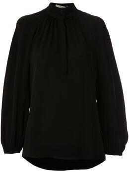Egrey блузка со сборками 315208