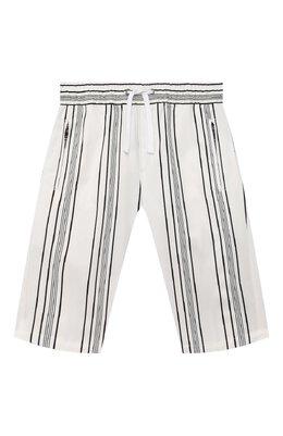 Хлопковые шорты Dolce&Gabbana L42Q47/FSFKN/2-6