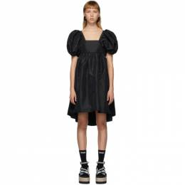 Cecilie Bahnsen Black Tilde Dress PF20-0001