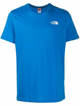 The North Face футболка с логотипом NF0A4M6OME91
