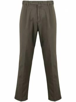 Dell'oglio брюки Nagonre строгого кроя NAGONRE223827