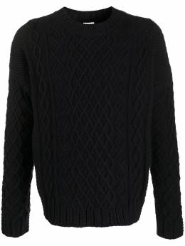 Loewe cable-knit jumper H3109630VO